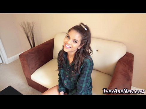 Latin teen amateur jizzed