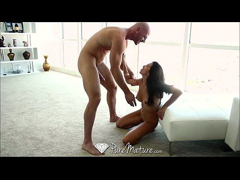 HD – PureMature Sexy latina can't wait to get fucked hard