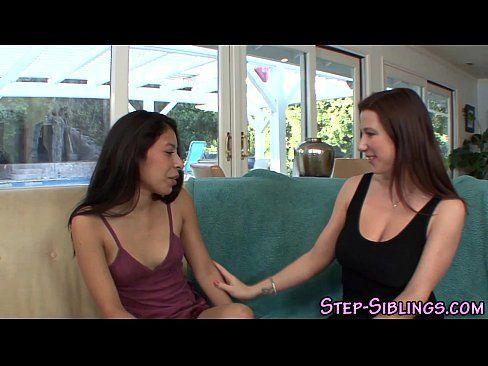 Latina step teen eats out