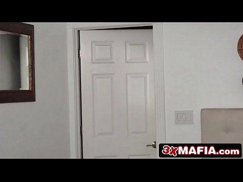 GORGEOUS Ebony Cop Moriah Mills Fucks Burglar